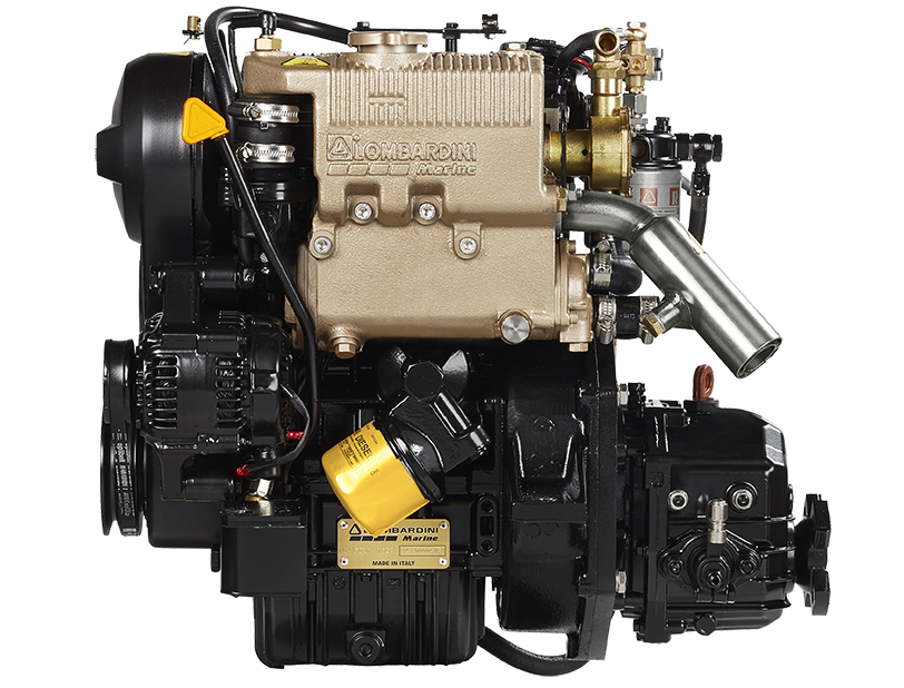 Lombardini Marine FOCS engines
