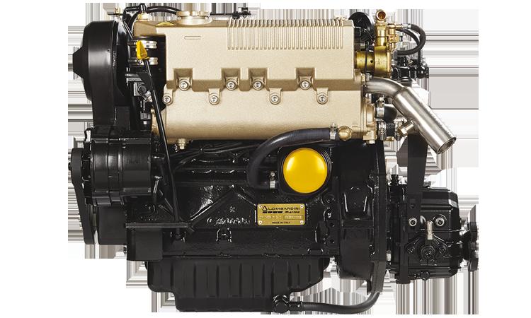 Merimoottori LDW1404M Lombardini
